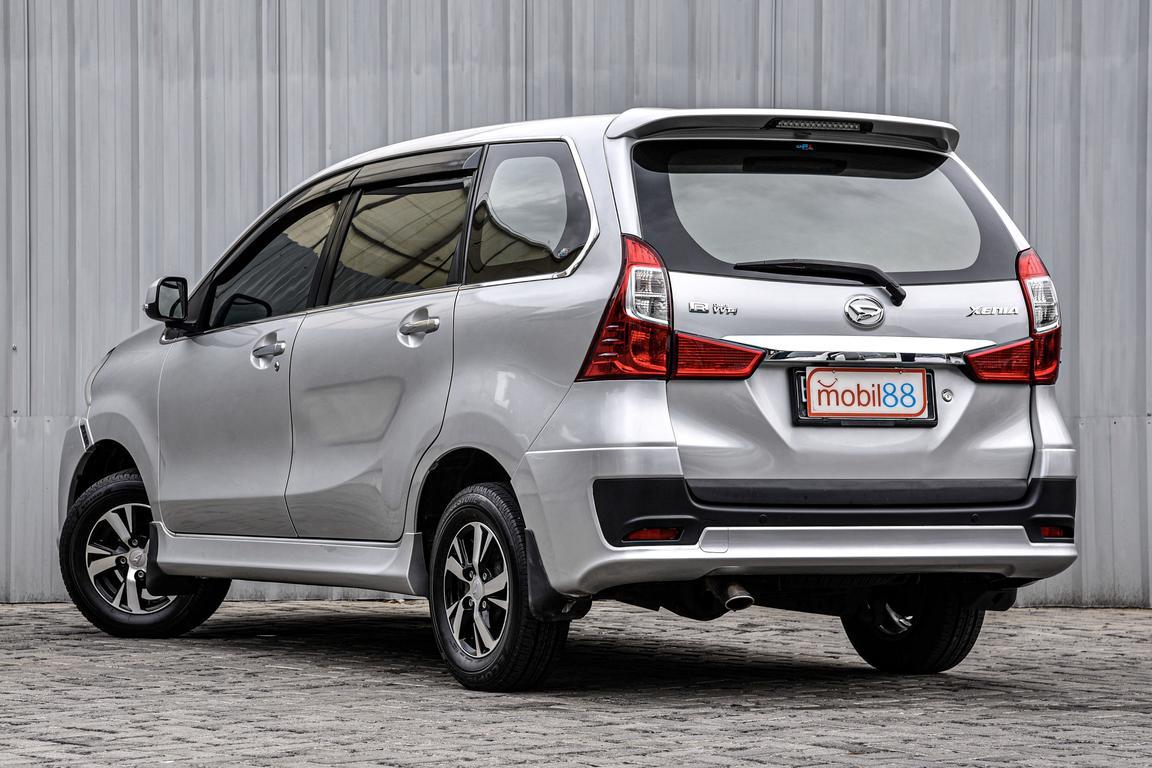 Daihatsu Xenia 2015 Bekas Daihatsu Mobil Bekas Mobil88