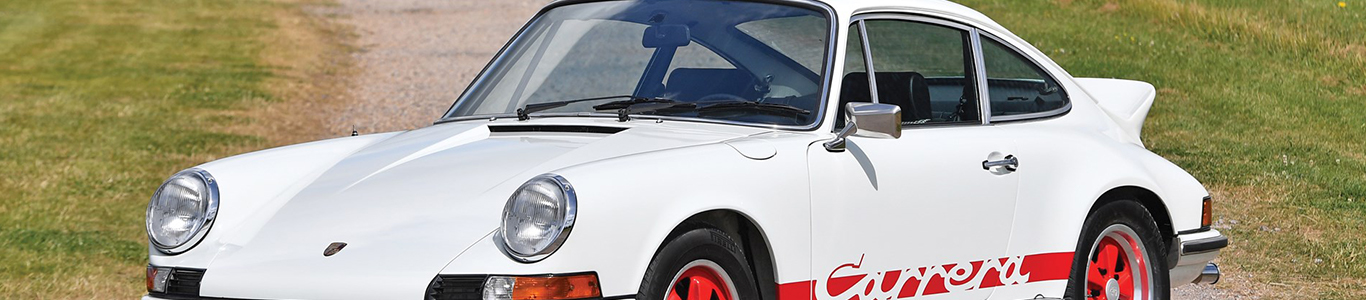 1973 Porsche 911 Carrera RS 2.7 Coupe : Sport Car Terbaik Di Era 70-an