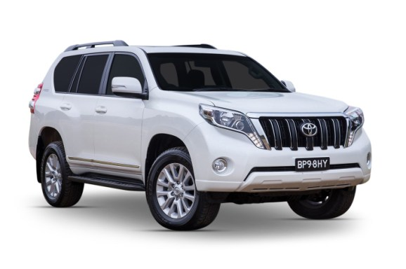 Toyota Land Cruiser Special Edition