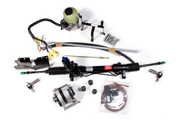 Mengenal Electric Power Steering
