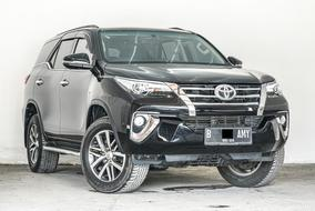 Toyota FORTUNER VRZ DOUBLE DISC