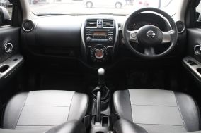 NISSAN MARCH L 2014 Bekas